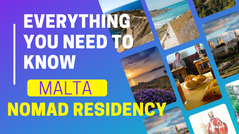 everything you need to know about the nomad residency permit for malta